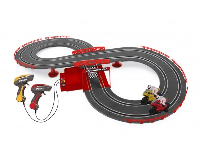 1:43 DUCATI 286CM / 9.3FT SLOT TRACK SET