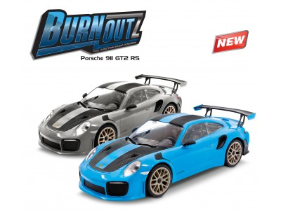 1:14 RC BURNOUTZ PORSCHE 911 GT2 RS