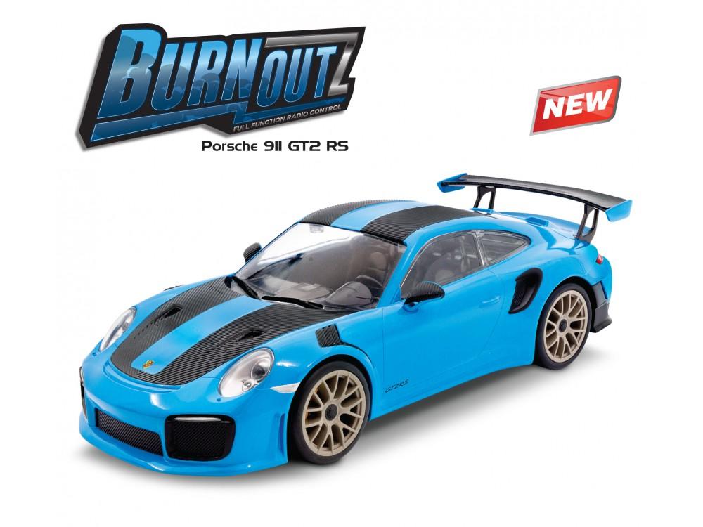 1:14 RC BURNOUTZ PORSCHE 911 GT2 RS