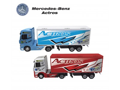 1:26 RC Mercedes-Benz Actros (With Trailer)