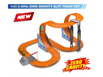 660cm / 21.6FT_ZERO GRAVITY SLOT TRACK SET