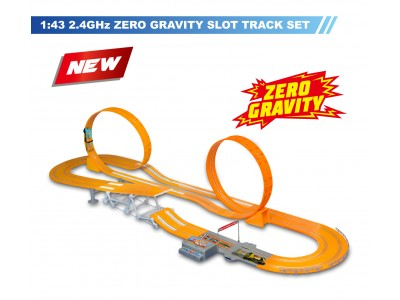 760cm / 24.9FT_ZERO GRAVITY SLOT TRACK SET