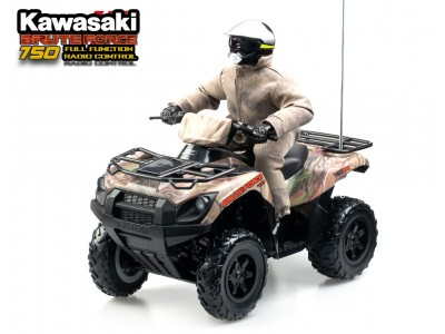 1:6 RC KAWASAKI BRUTE FORCE 750 - Speical Edition Camo